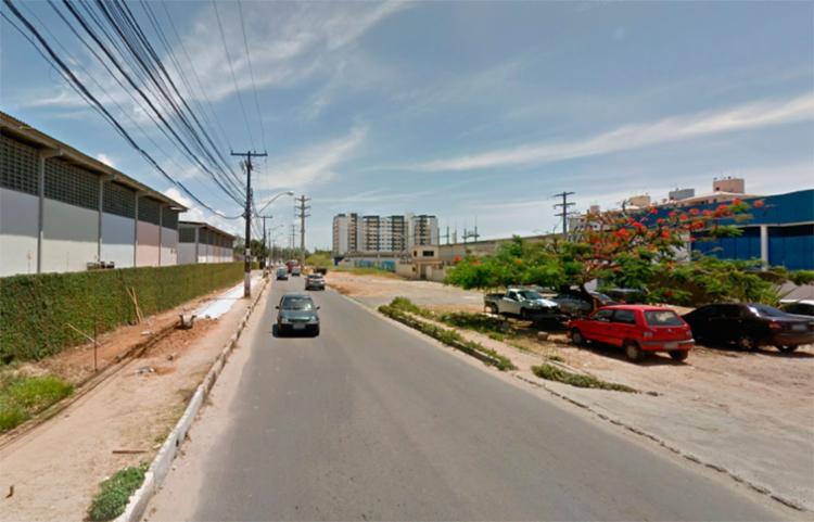 Os corpos estavam em uma travessa na rua Dr. Gerino de Souza Filho, em Itinga - Foto: Reprodução | Google Maps