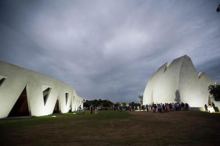 Teatro L'Occitane, em Trancoso, distrito de Porto Seguro - Foto: Divulgação
