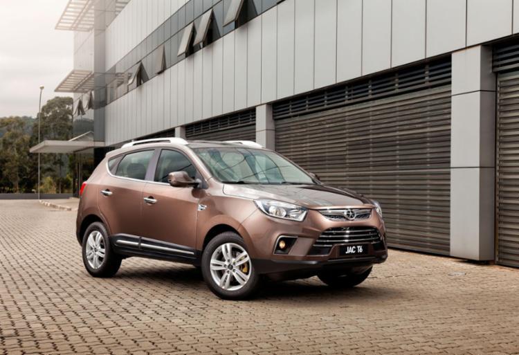 SUV chinês agora custa a partir de R$ 69.990 - Foto: Divulgação