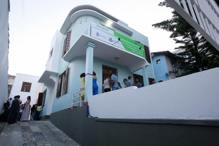 O espaço foi inaugurado, nesta segunda-feira, 20, no bairro de Nazaré - Foto: Margarida Neide l Ag. A TARDE