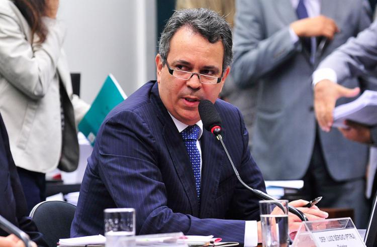 Félix Jr. defende que alteração na lei deve ser feita pelo Congresso, e não pelo STF - Foto: Gabriela Korossy l Câmara dos Deputados l 5.3.2015