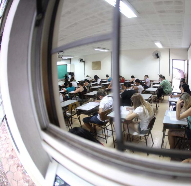O país tem aproximadamente 2 milhões de estudantes nas universidades e institutos federais - Foto: Samuel Costa   Hoje em dia   Estadão Conteúdo