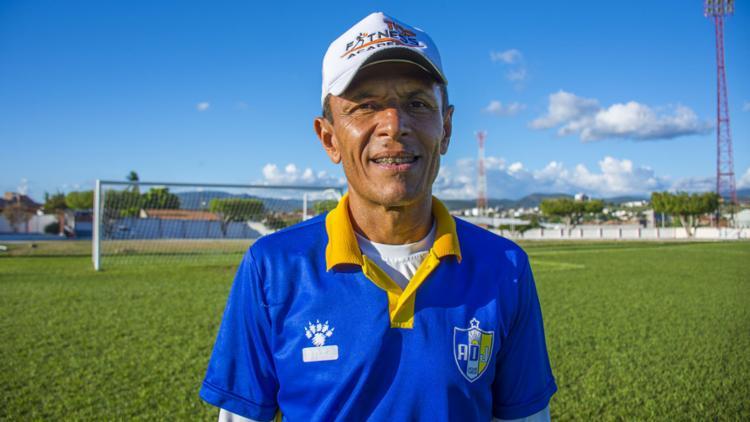 Sales comandou o acesso do time à Série A do Baianão - Foto: ADJ | Divulgação