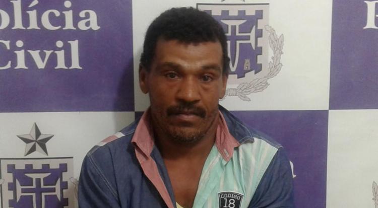Edilson matou a ex-mulher por não aceitar a separação - Foto: Divulgação | Polícia Civil