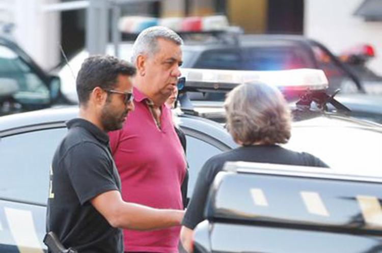 Picciani, Albertassi e Melo são acusados de recebimento de propinas para favorecer empresas de ônibus - Foto: Fernando Frazão l Agência Brasil