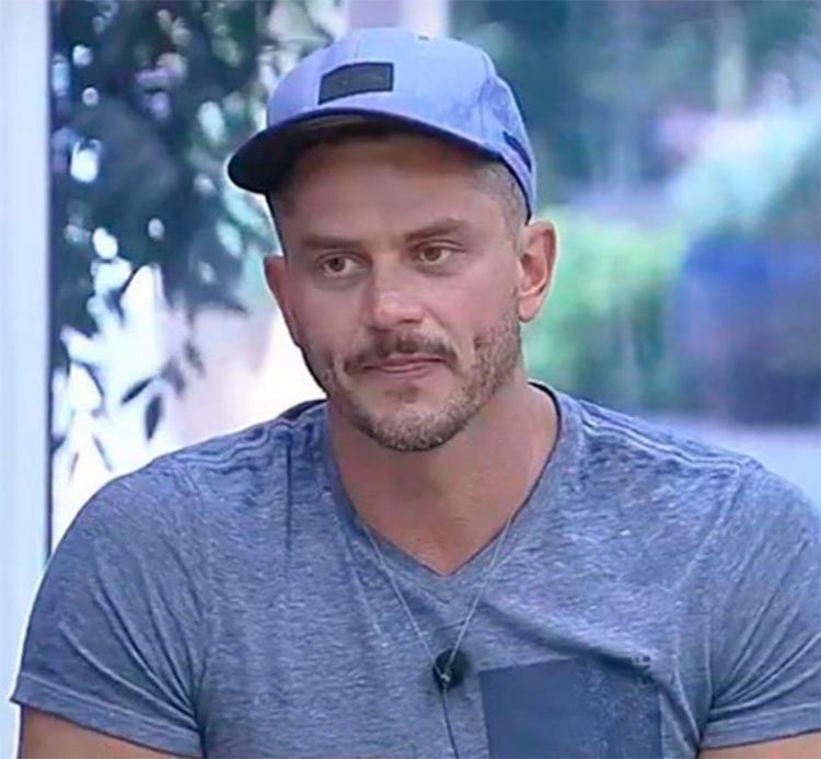 Marcos Harter já foi expulso da 17ª edição do Big Brother Brasil - Foto: Reprodução