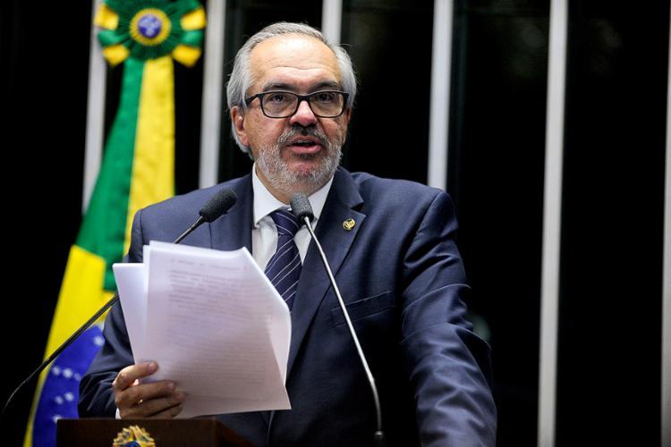Roberto Muniz (PP) explanou dados do ensino técnico - Foto: Moreira Mariz l Agência Senado l 5.7.2016
