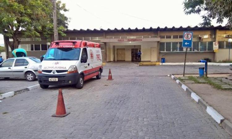 Vítimas foram socorridas para o Hospital Geral Clériston Andrade - Foto: Reprodução | Site Acorda Cidade