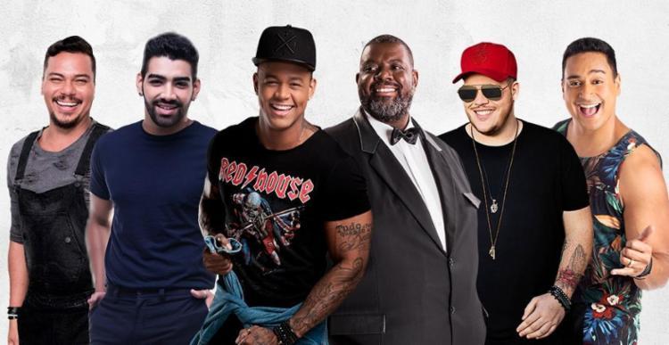 Evento acontece no Wet'N Wild e também também terá show dos cantores Dilsinho e Ferrugem - Foto: Divulgação