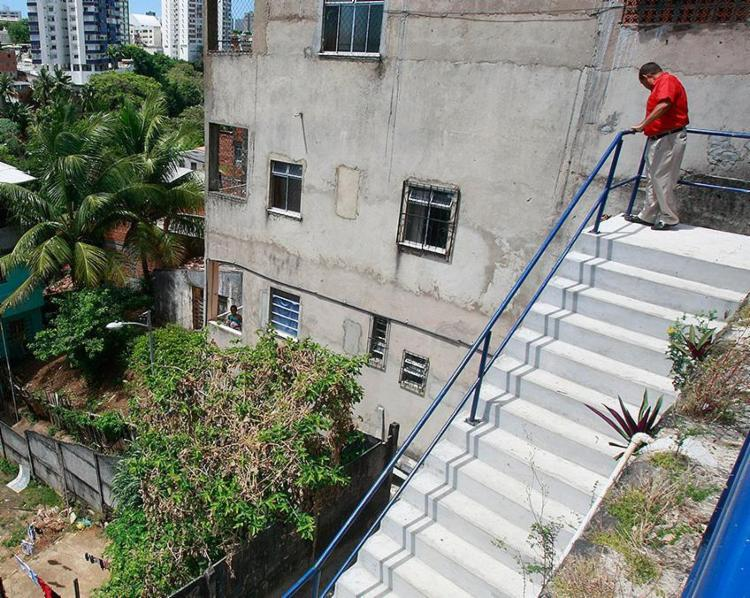 Intervenções fazem parte do Lote 3 e foram executadas pela Companhia de Desenvolvimento Urbano da Bahia - Foto: Luciano da Matta l Ag. A TARDE