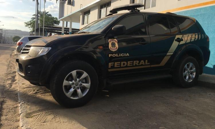 A operação acontece em Salvador e mais 15 municípios baianos - Foto: Divulgação | Polícia Federal