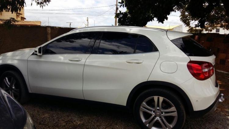 No total, foram apreendidos seis carros durante operação em 16 municípios baianos - Foto: Divulgação | PF