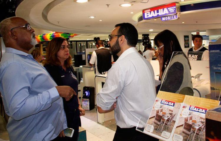 Casas Bahia do Shopping Barra pode ser enquadrada por afirmação falsa - Foto: Jorge Cordeiro | Divulgação