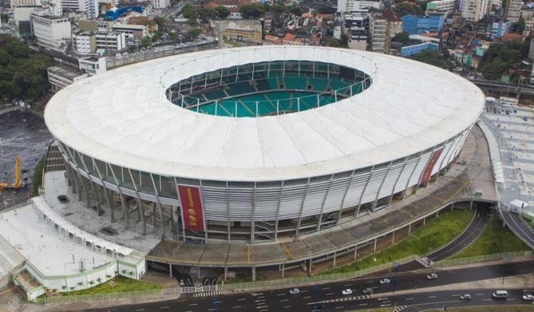 A ação na Arena faz parte do Dia Mundial de Luta Contra a Aids - Foto: Divulgação   Fonte Nova