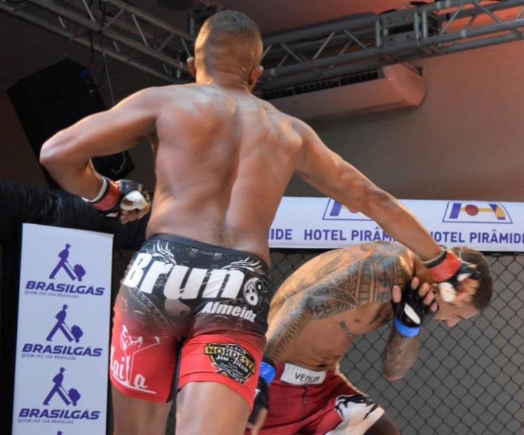 O evento terá duas disputas de cinturão - Foto: Divulgação