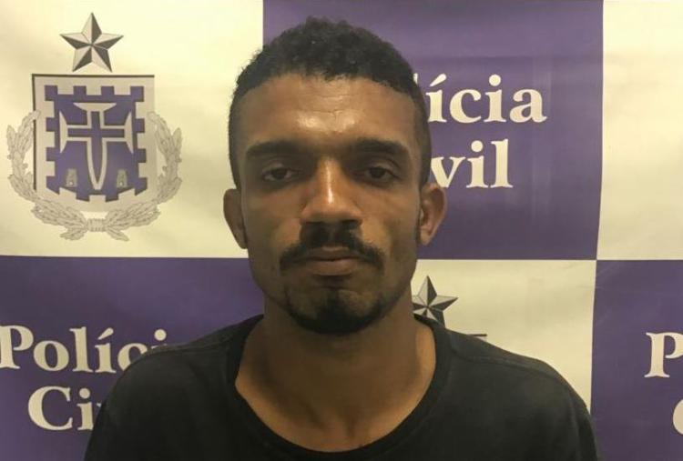 O jovem era investigado pela Delegacia de Repressão a Furtos e Roubos de Veículos - Foto: Divulgação | Polícia Civil