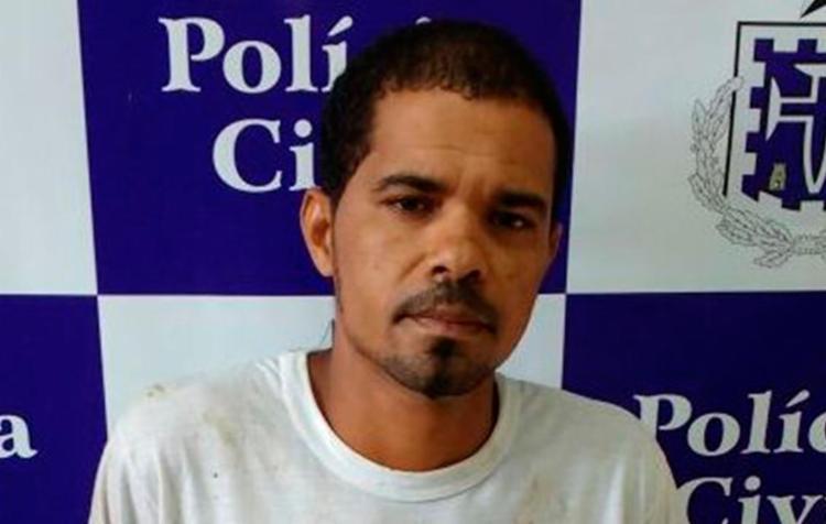Maurício Silva de Oliveira foi autuado por posse ilegal de arma de fogo - Foto: Divulgação | SSP-BA