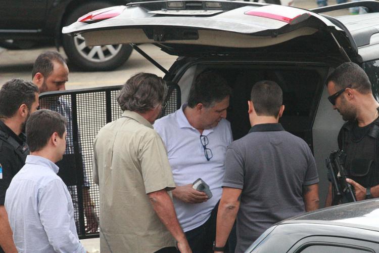 Ex-governador disse ter sido agredido a golpes de porrete na cadeia de Benfica - Foto: Celso Barbosa l Código 19 l Estadão Conteúdo
