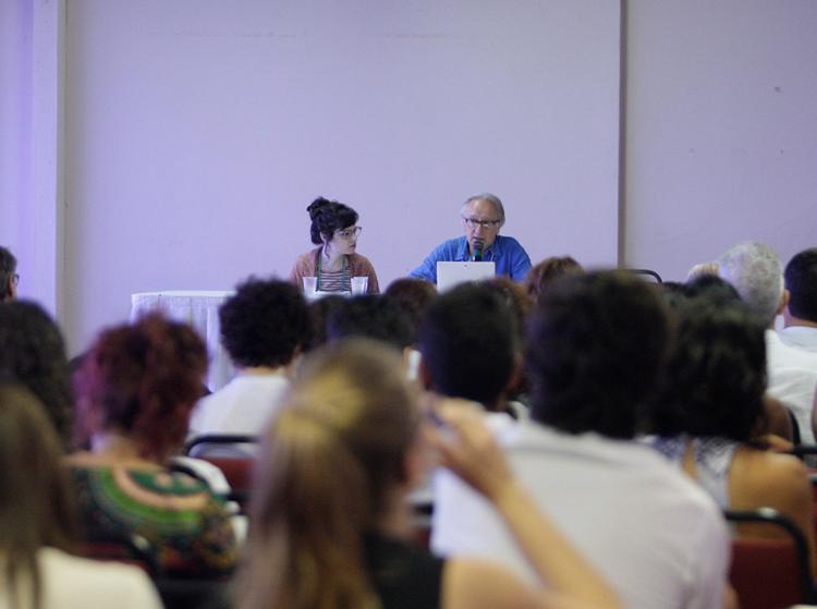 Pesquisadores se reuniram no Hotel Sol Victoria Marina - Foto: Mila Cordeiro l Ag. A TARDE