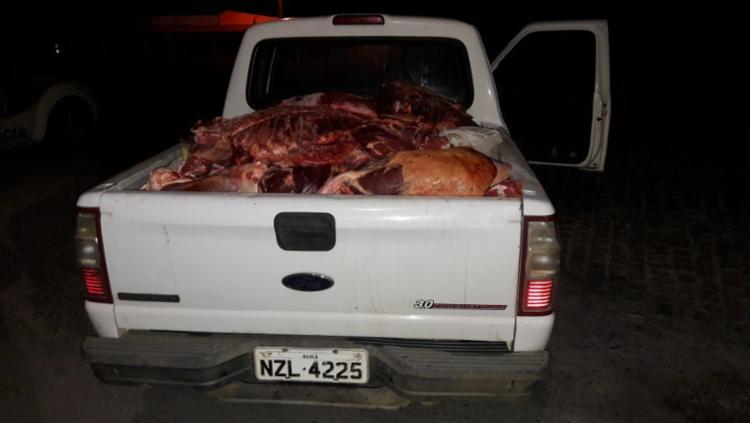 Operação aconteceu em Humildes, em Santo Estevão e no trevo de Santa Bárbara - Foto: Divulgação | SSP