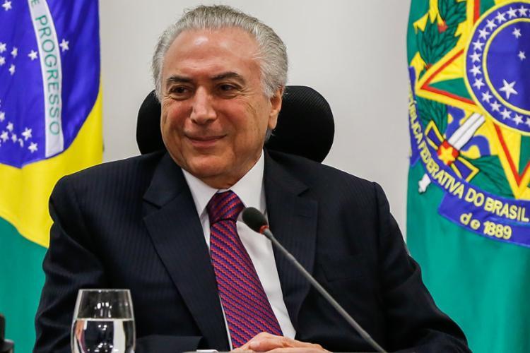 O presidente pediu à sua equipe um texto com a simplificação das regras tributárias - Foto: Marcos Corrêa | PR
