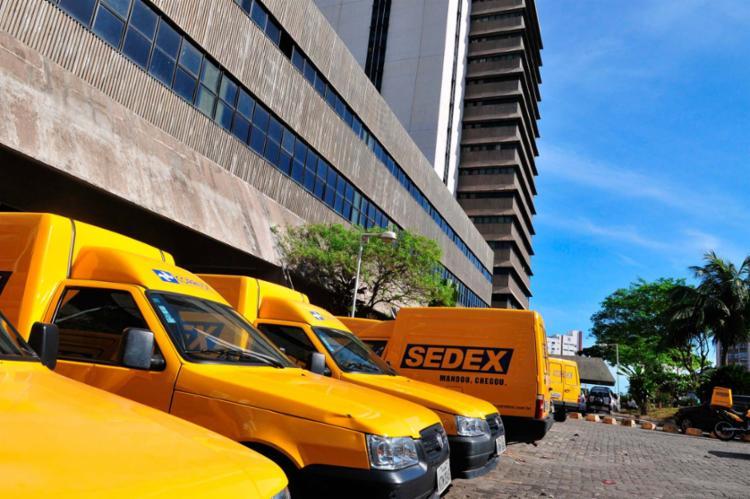 Concurso dos Correios aconteceu neste domingo, 10, em todo o país - Foto: Erik Salles   Ag. BA Press   25.09.2012