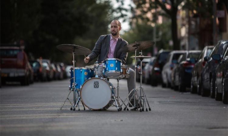 O canadense Harris Eisenstadt também vem para o CMC - Foto: William Semeraro | Divulgação