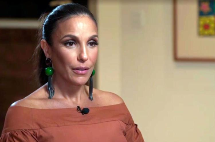 Cantora já passou por uma gravidez ectópica e também sofreu um aborto espontâneo - Foto: Reprodução | TV Globo