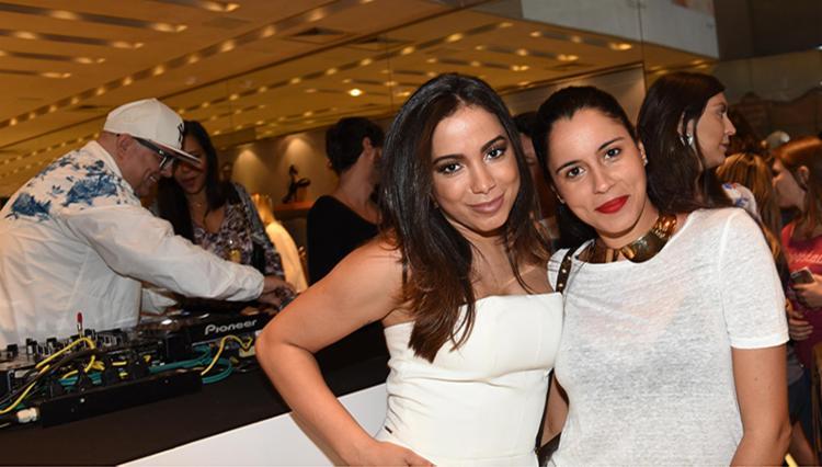 Anitta e Marina Morena - Foto: Divulgação