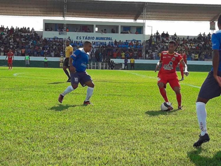 Eunapólis abriu boa vantagem para o jogo decisivo - Foto: Divulgação | FBF