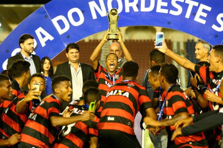 O Leão fez 2 a 0 e matou o jogo ainda no primeiro tempo - Foto: Lucas Figueiredo | CBF