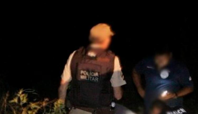 A vítima ainda não foi identificada - Foto: Reprodução | Radar64