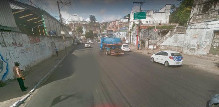 Segundo Samu, a vítima sofreu um ataque cardíaco - Foto: Reprodução | Google Maps