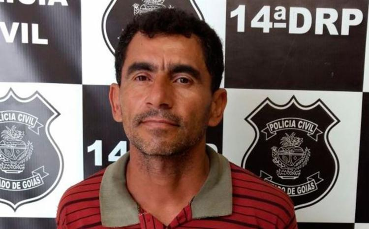 Manoel Messias Lima dos Reis será conduzido à delegacia de São Desidério, onde ficará custodiado - Foto: Divulgação | Polícia Civil