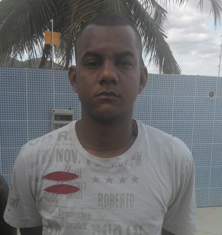 Flávio Santos de Fonte possuía dois mandados de prisão em aberto - Foto: Divulgação | SSP-BA