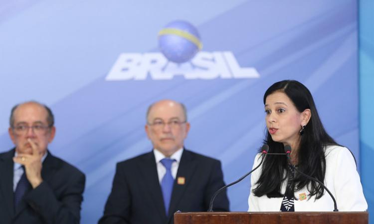 Advogada-geral da União, ministra Grace Mendonça, disse que ainda há questões para serem discutidas - Foto: Antonio Cruz | Agência Brasil