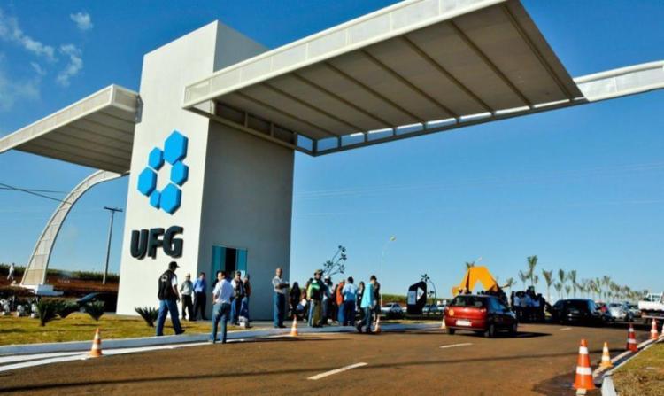 Após fraude, aluno conseguiu vaga na Universidade Federal de Goiás - Foto: Divulgação | UFG