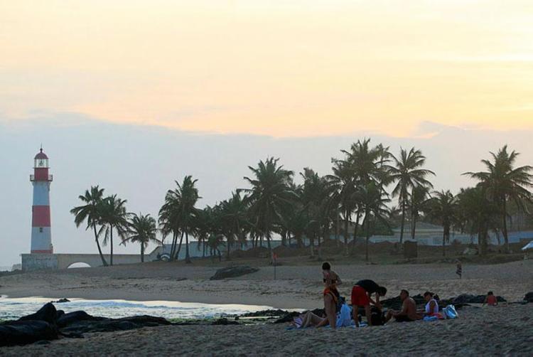 Intervenções no local integram o eixo Investe do Salvador 360 - Foto: Alessandra Lori | Ag. A TARDE