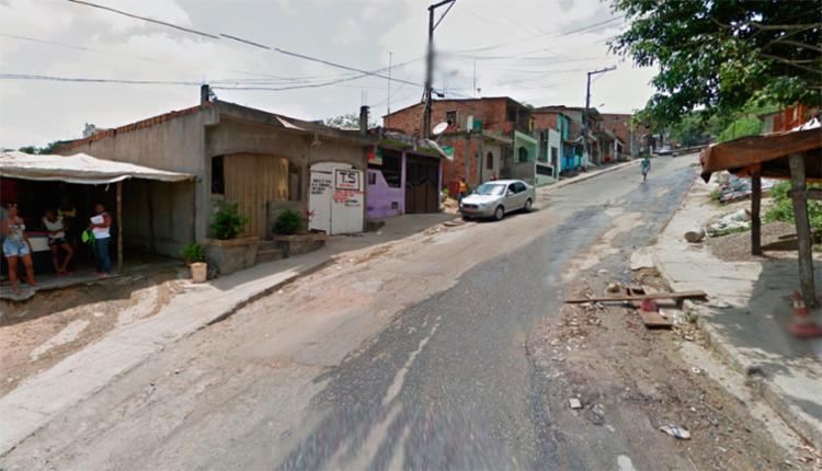 O crime aconteceu na rua São Paulo - Foto: Reprodução | Google Maps