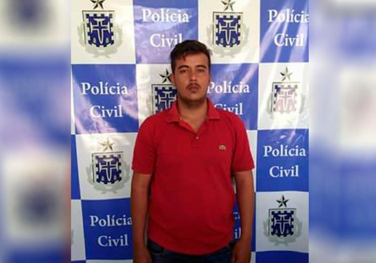 O alvo dos disparos era o pai da criança, com quem Guilherme discutiu - Foto: Divulgação   SSP