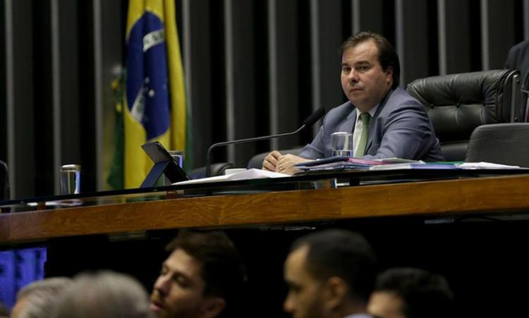 Segundo presidente da Câmara, caminhos da votação da reforma serão definidos em reunião com Temer no próximo domingo - Foto: Wilson Dias l Agência Brasil