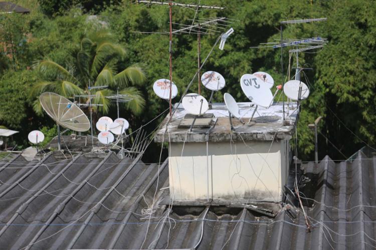 Decisão refere-se ao tipo crisotila, usado principalmente para fabricação de telhas e caixas d'água - Foto: Joá Souza | Ag. A TARDE | 8.6.2015