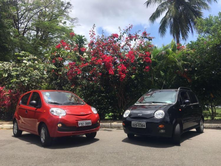 A TARDE AUTOS avaliou a versão Act - Foto: Lhays Feliciano | Ag. A TARDE