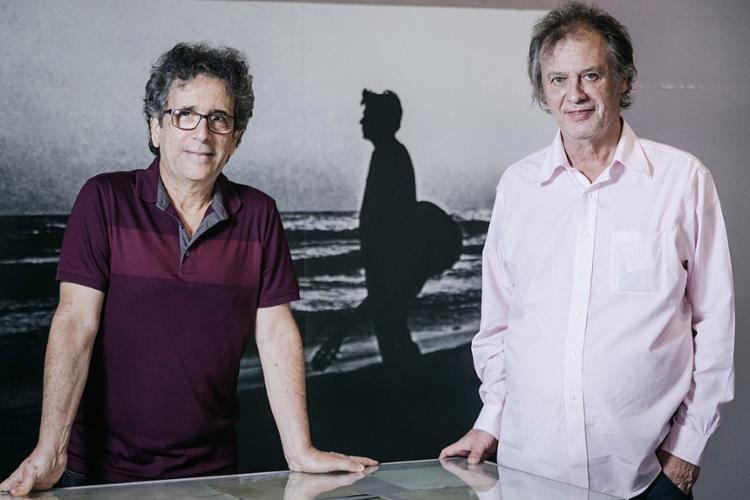 Adnet e Jobim decidiram usar os arranjos originais - Foto: Rodrigo Rodrigues Castro l Divulgação
