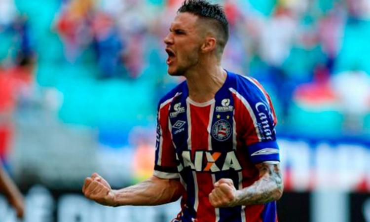 Zagueiro renovou contrato com o Tricolor até 2020 - Foto: Divulgação | EC Bahia