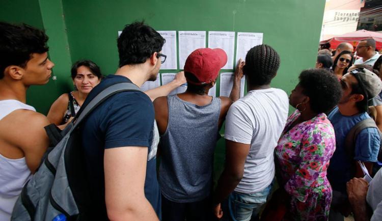 Provas foram aplicadas nos últimos finais de semana - Foto: Margarida Neide | Ag. A TARDE | 05.11.2017