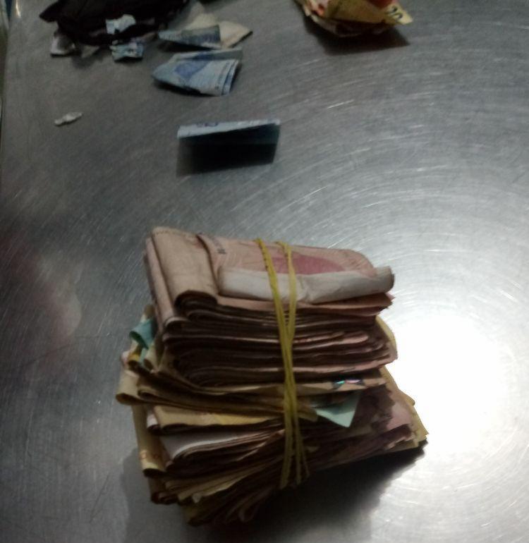 Bandidos ofereceram R$ 4 mil aos policiais para não serem presos - Foto: Divulgação | SSP-BA