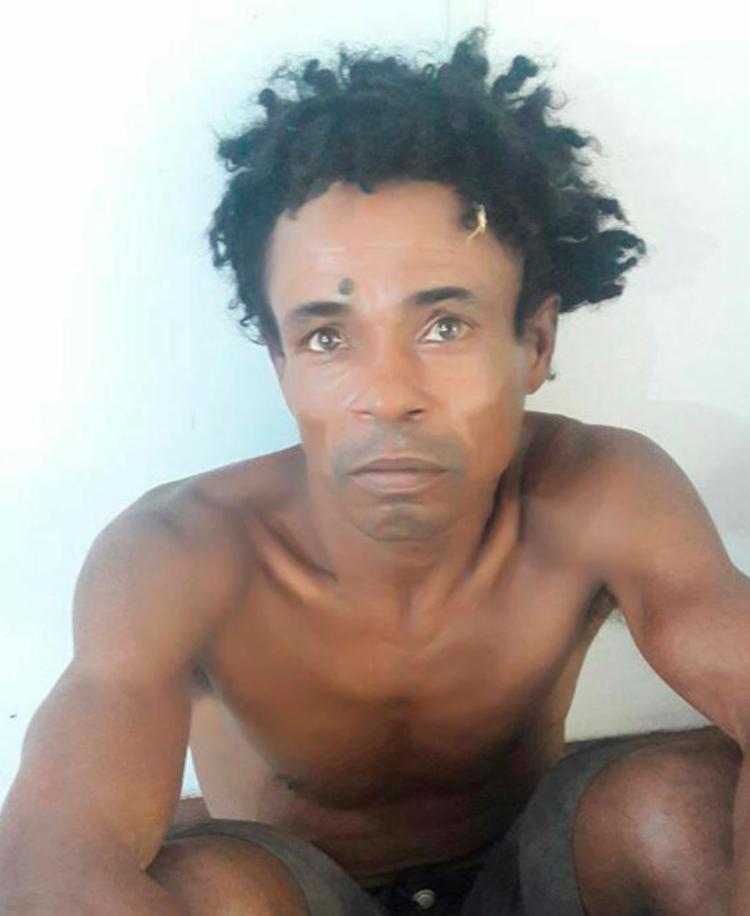 Jorge Luís foi encaminhado para a Central de Flagrantes - Foto: Divulgação SSP