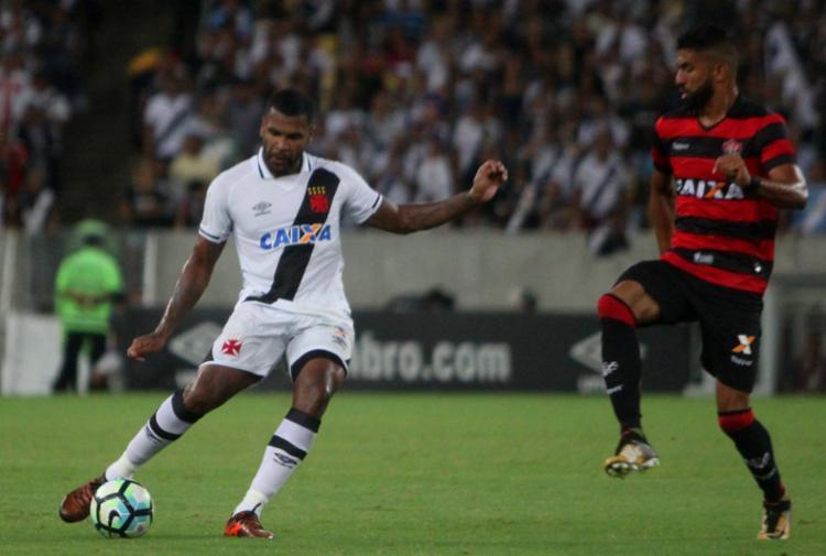 Vitória faz gol e empata com o Vasco fora de casa - Foto: Divulgação | Vasco