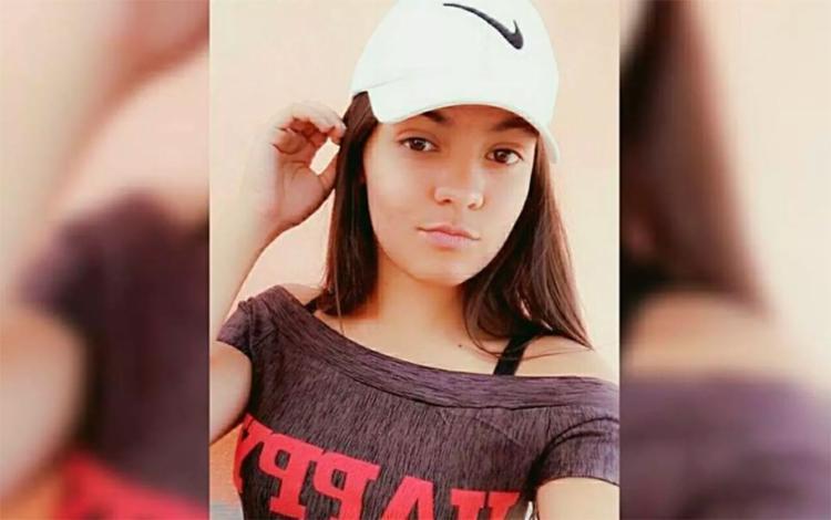 Rafaella Noviske, de 16 anos, foi a única baleada na unidade de ensino - Foto: Reprodução | Facebook